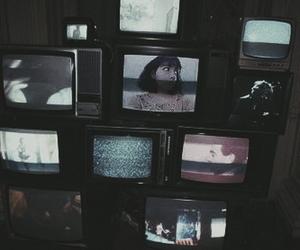 tv, grunge, and tumblr image