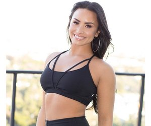 demi lovato and fabletics image