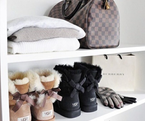 fashion, uggs, and luxury image