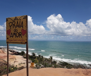 pipa, beach, and brasil image