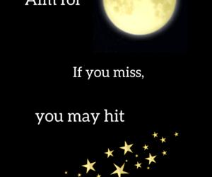 aim, moon, and stars image