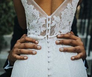 dress, goals, and hands image