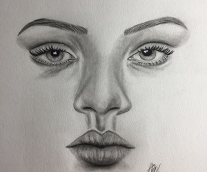 art, creative, and draw image