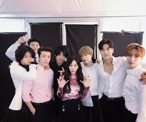 taeyeon, snsd, and super junior image
