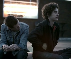 boy, british, and melancholic image