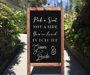 welcome and wedding image