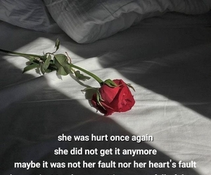 aesthetic, broken heart, and break up image