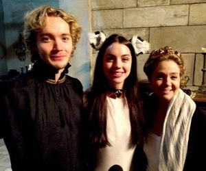 francis, reign, and adelaide kane image