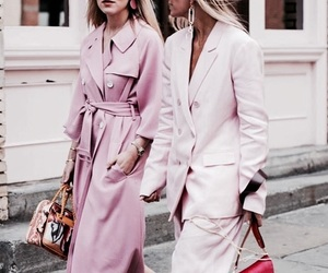style, girls, and pink image