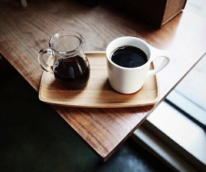 coffee, theme, and brown image