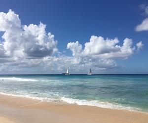 adventure, beach, and Caribbean image