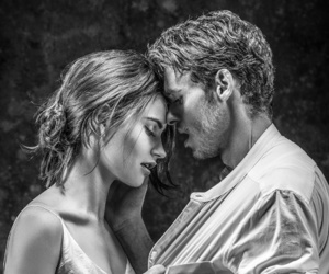 richard madden, lily james, and actors image