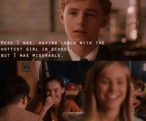 flipped, love, and movie image