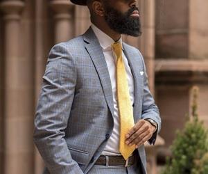 beard, Man Crush, and yummm image