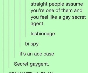 ace, asexual, and bi image