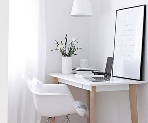 desk, fashion, and home image