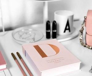 bag, book, and calendar image