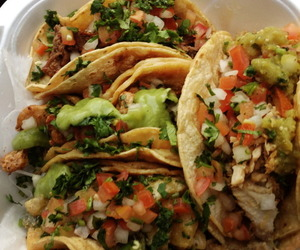 tacos and mexican image