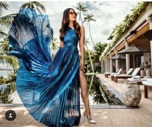beautiful, bridesmaid, and fashion image