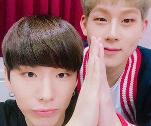 otp, kihyun, and jooheon image