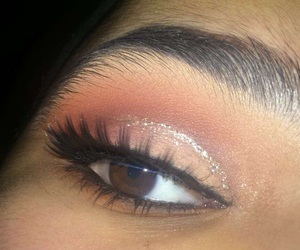 makeup, cut crease, and instagram image