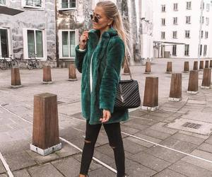 beauty, clothes, and goals image