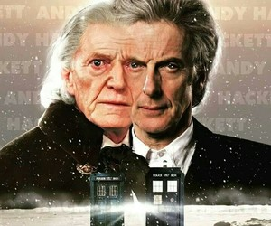 1, 12, and doctor who image