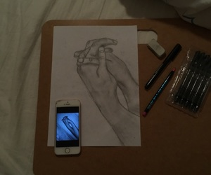 art, draw, and forever image
