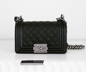 chanel, chanel bag, and outfit image