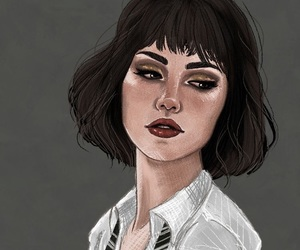 fanart and pansy parkinson image