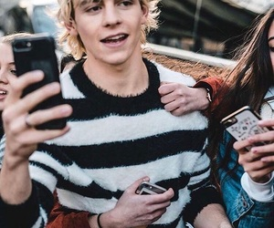 ross lynch, boy, and ross image