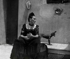 artist, frida kahlo, and vintage image