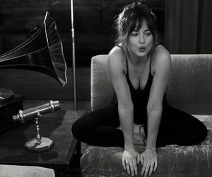 dakota johnson, fashion, and photography image