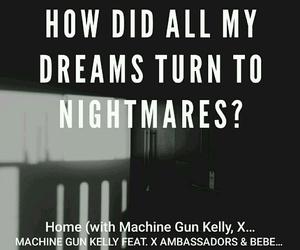 bright, machinegunkelly, and music image