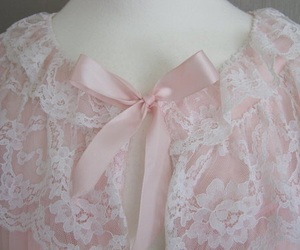 pink and lace image