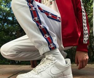 fashion, nike, and gucci image
