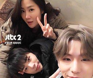 minhyuk, kihyun, and monsta x image