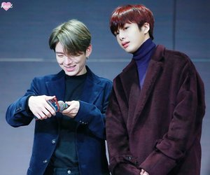 kpop, kihyun, and hyungwon image
