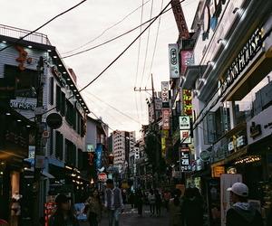 japan and korea image