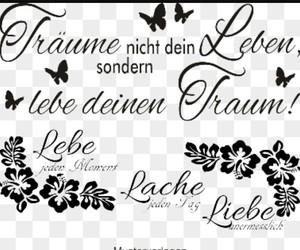 deutsch, liebe, and traum image