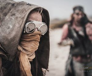 fashion, fantasy, and mad max image
