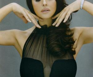 beauty, girl, and monica bellucci image