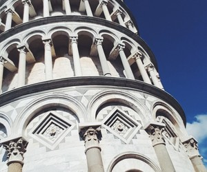 italia, italy, and Pisa image