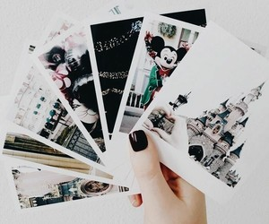 disney, polaroid, and photography image