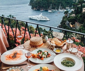 food, travel, and vacation image