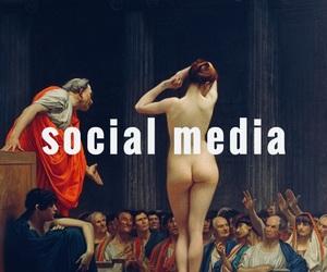 media, pop art, and renaissance image