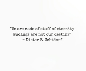 eternity, inspirational, and quote image