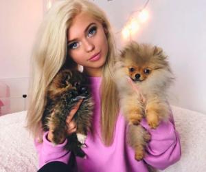 puppy and loren image
