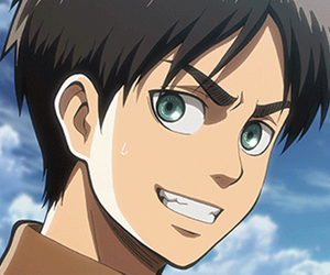 shingeki no kyojin, attack on titan, and eren image