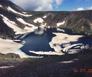 rila, mountain, and travel image